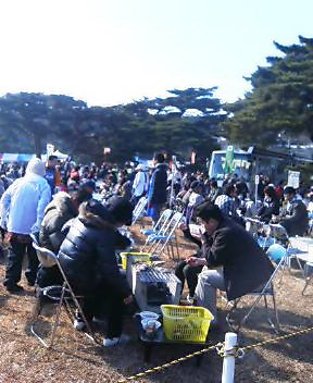 松島かき祭り