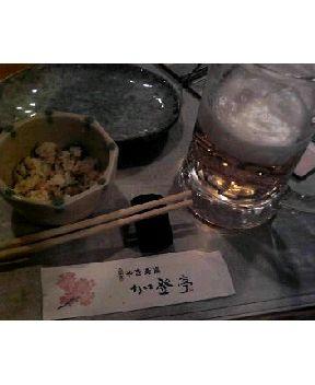横浜で一杯