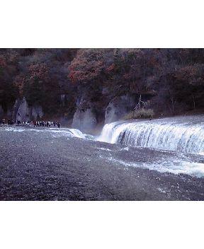 滝をもうひとつ