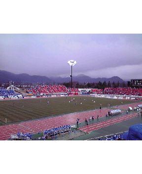 山形スタジアム